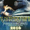 Heartbeat silent disco mystery ship masquerade