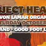 Object Heavy with Delvon Lamar Trio at Goodfoot Lounge