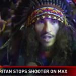 God Samaritan Stops Shooter on Max KGW