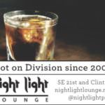 Night light Lounge Holiday Parties