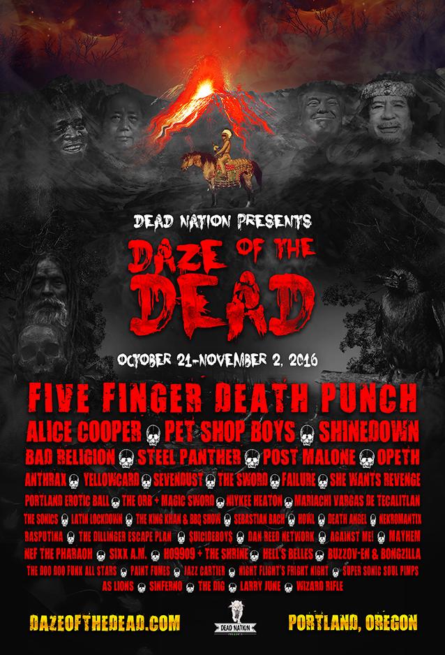 Daze of the Dead Festival