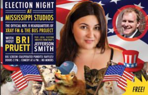 Election Night @ Mississippi Studios