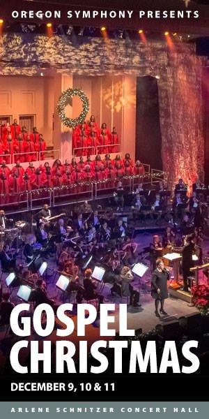 Oregon Symphony Presents Portland Gospel Christmas Arlene - Schnitzer concert hall portland