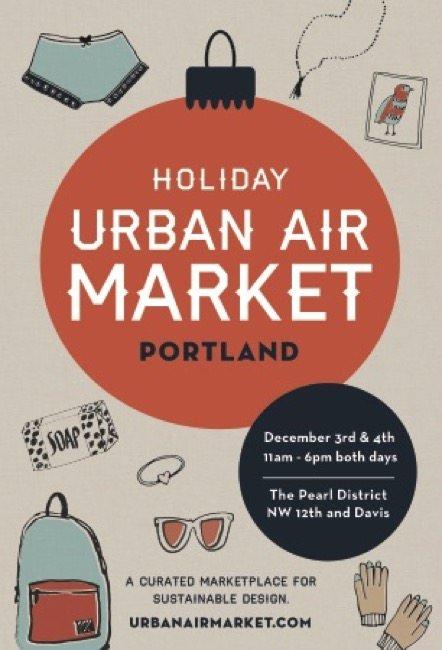 Portland Holiday Urban Air Market