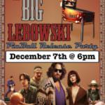 Big Lebowski Pinball Release Party @ QuarterWorld Portland