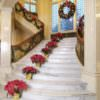 pittock mansion at Christmas