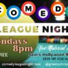 Comedy League Night