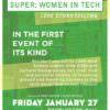 SUPER: WOMEN IN TECH