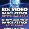 80s Weekend Jan 27th