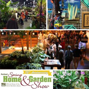 Portland 2017 Spring Home Garden Show Portland Expo