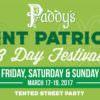 Paddy's St. Patrick's 3-Day Festival